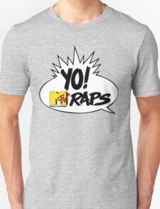 Yo Raps Unisex T-Shirt