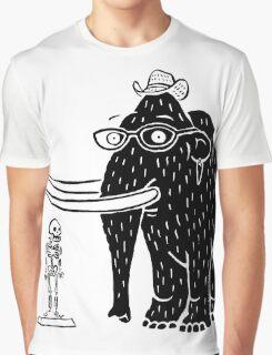 Frozen Mammoth Graphic T-Shirt