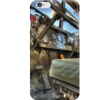 M816, interior.  iPhone Case/Skin