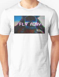 Fly Away Vaporwave T-Shirt