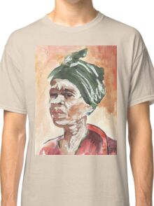 The Essence of Africa - Ethnic series Classic T-Shirt
