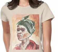 The Essence of Africa - Ethnic series Womens Fitted T-Shirt
