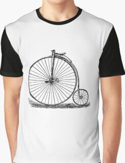 Penny Farthing Graphic T-Shirt