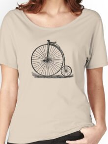 Penny Farthing Women's Relaxed Fit T-Shirt