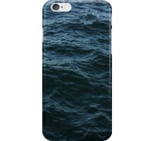 Sea surface. Background. Texture. iPhone Case/Skin