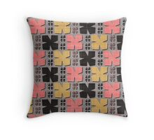 MCM Pinky Hawaiian Hiya  Throw Pillow