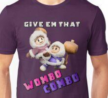Wombo Combo Ice Climber Smash Bros Unisex T-Shirt