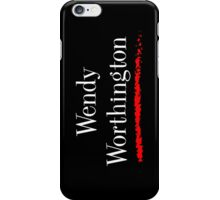 Wendy Worthington iPhone Case/Skin