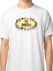 Fairytail chibi Classic T-Shirt