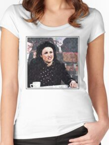 Elaine Benes Women's Fitted Scoop T-Shirt