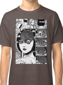 Uzumaki / Spiral - Junji Ito Tshirt (High Quality) Classic T-Shirt