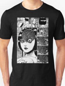 Uzumaki / Spiral - Junji Ito Tshirt (High Quality) Unisex T-Shirt