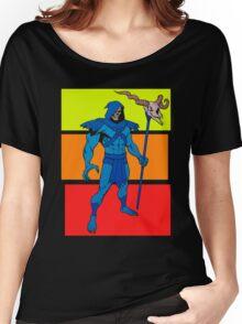Skeleton Women's Relaxed Fit T-Shirt