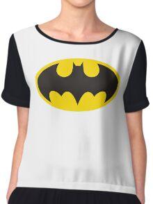 batman original t-shirt Chiffon Top