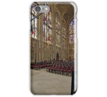 King's Interior 22 iPhone Case/Skin