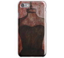 Rustic Mannequin iPhone Case/Skin