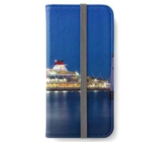 Dock of the bay iPhone Wallet/Case/Skin