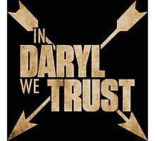 Daryl Dixon - The Walking Dead Photographic Print