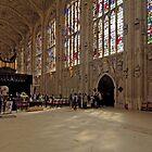 King's Interior 30A by Priscilla Turner