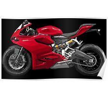 Ducati 899 Panigale Poster