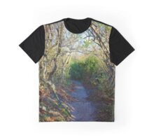 Trail | Montauk Point, New York  Graphic T-Shirt