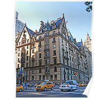 Dakota, New York, New York, USA Poster
