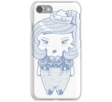 tweedledum iPhone Case/Skin