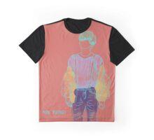 Min Yoongi LA WC Graphic T-Shirt