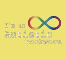 Autistic Bookworm One Piece - Short Sleeve