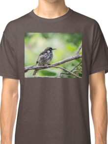 New Holland Honey eater at Gypsy Point Victoria Classic T-Shirt