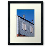 Marinara Framed Print