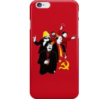 Communist Party CCCP iPhone Case/Skin