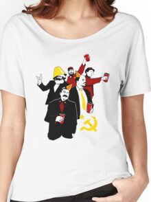 Communist Party CCCP Women's Relaxed Fit T-Shirt
