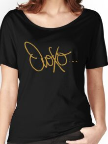 Ovoxo Women's Relaxed Fit T-Shirt