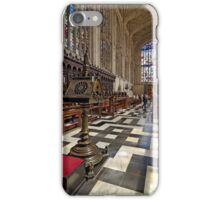 King's Interior 69 iPhone Case/Skin