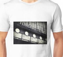Station Clocks Unisex T-Shirt