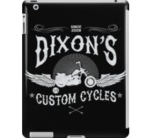 Daryl Dixon - The Walking Dead - Biker iPad Case/Skin
