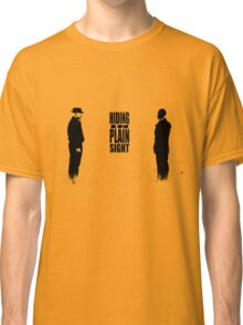 Hiding In Plain Sight 2 - Breaking Bad Classic T-Shirt