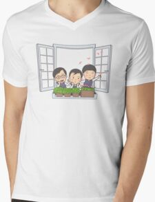 Good Morning Song Triplet T-Shirt