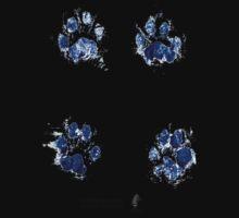 Fishing Cat Pug Marks - Wadduwa One Piece - Short Sleeve