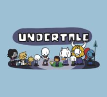 Undertale cute Kids Tee