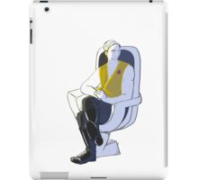 kirk mirror  iPad Case/Skin