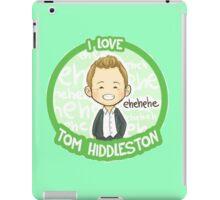 Tom Hiddleston iPad Case/Skin