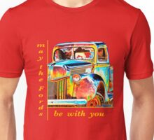 Old Ford Pickup Unisex T-Shirt