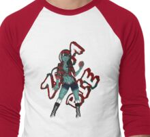 Zombie Child Men's Baseball ¾ T-Shirt