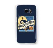 Halloween Moon Samsung Galaxy Case/Skin
