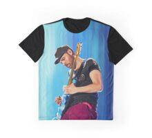 Jonny Buckland Graphic T-Shirt