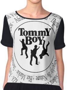 Tommy Boy records Hip Hop artists [bk2] Chiffon Top