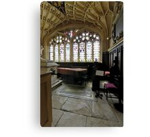 King's Interior 136 Canvas Print