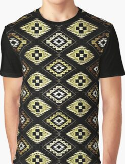 Navajo Vintage Earth Tones  Graphic T-Shirt